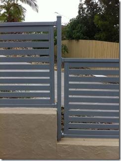 Aluminium Slat Panels