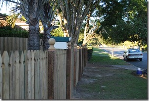 Timber Fencing 2