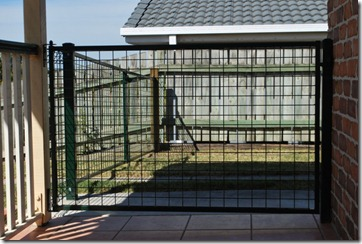 Weldmesh Gate Fencing 2